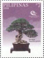 [The 35th Anniversary of the Philippine Bonsai Society, Typ HYO]