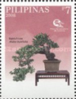 [The 35th Anniversary of the Philippine Bonsai Society, Typ HYR]