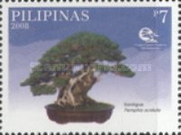 [The 35th Anniversary of the Philippine Bonsai Society, Typ HYX]