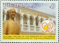 [The 50th Anniversary of the Knights of Columbus Fraternal Associoation, Typ IDU]