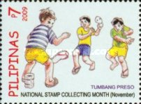 [National Stamp Collecting Month, Typ IJC]