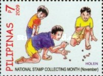 [National Stamp Collecting Month, Typ IJE]