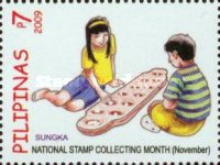 [National Stamp Collecting Month, Typ IJF]
