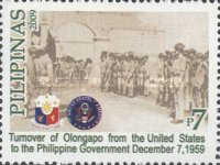 [Return of Olongpapo to the Philippines from the U.S. Navy, Typ ITL]