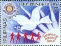 [The 90th Anniversary of Philippine Rotary, Typ IUA]