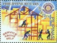 [The 90th Anniversary of Philippine Rotary, Typ IUB]