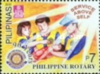 [The 90th Anniversary of Philippine Rotary, Typ IUC]