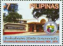 [The 86th Anniversary of Bukidnon State University, Typ IVU]