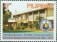 [The 86th Anniversary of Bukidnon State University, Typ IVV]