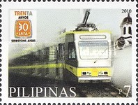 [The 30th Anniversary of the Light Rail Transit Authority, Typ IVZ]