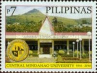 [The 100th Anniversary of the Central Mindanao University, Typ IXA]