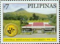 [The 100th Anniversary of the Central Mindanao University, Typ IXB]