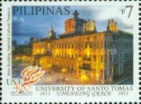 [The 400th Anniversary of the University of Santo Tomas, Typ IZF]