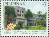[The 400th Anniversary of the University of Santo Tomas, Typ IZG]
