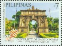 [The 400th Anniversary of the University of Santo Tomas, Typ IZH]