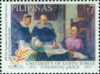 [The 400th Anniversary of the University of Santo Tomas, Typ IZI]
