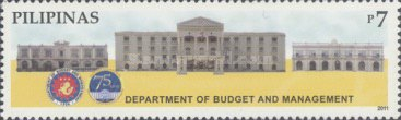 [The 75th Anniversary of the Department of Budget and Management, Typ IZW]