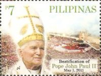 [Beatification of Pope John Paul II, 1920-2005, Typ JAM]