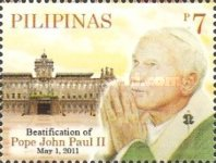 [Beatification of Pope John Paul II, 1920-2005, Typ JAN]