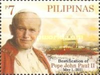 [Beatification of Pope John Paul II, 1920-2005, Typ JAO]