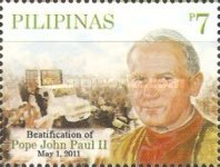 [Beatification of Pope John Paul II, 1920-2005, Typ JAP]