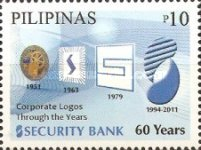 [The 60th Anniversary of the Security Bank, Typ JAW]