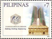 [The 100th Anniversary of the Yuchengco Group of Companies, Typ JBP]