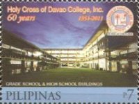 [The 60th Anniversary of the Holy Cross of Davao College, Typ JBZ]