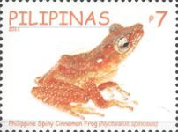 [Philippine Endemic Frogs, Typ JEB]