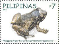 [Philippine Endemic Frogs, type JEC]