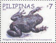 [Philippine Endemic Frogs, Typ JED]