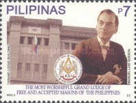 [The 100th Anniversary of the Grand Lodge of Free and Accepted Masons of the Philippines, Typ JEH]