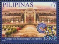 [The 100th Anniversary of the Ateneo De Zamboanga University, Typ JEQ]