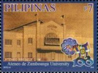 [The 100th Anniversary of the Ateneo De Zamboanga University, Typ JES]