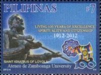 [The 100th Anniversary of the Ateneo De Zamboanga University, Typ JET]