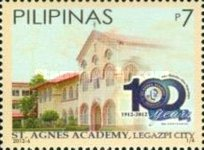 [The 100th Anniversary of St. Agnes Academy, Typ JEU]