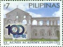[The 100th Anniversary of St. Agnes Academy, Typ JEV]