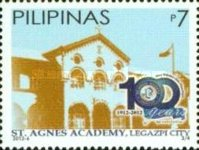[The 100th Anniversary of St. Agnes Academy, Typ JEW]