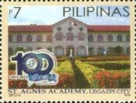 [The 100th Anniversary of St. Agnes Academy, Typ JEX]