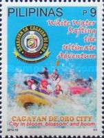 [Sports - Cagayan de Oro's White Water Rafting, Typ JFT]