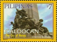 [The 50th Anniversary of the City of Caloocan, Typ JFV]