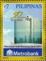 [The 50th Anniversary of the Metropolitan Bank and Trust Company, Typ JGE]