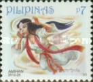 [Philippine Folklore and Legends - Amihan, Goddess of Monsoon Weather, Typ JGH]