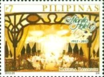 [The 100th Anniversary of Manila Hotel, Typ JGJ]
