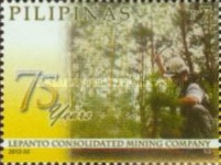 [The 75th Anniversary (2011) of the Lepanto Consolidated Mining Corporation, Typ JGV]