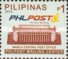 [Phlpost Mailing Center Stamps, Typ JIN]