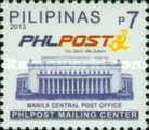 [Phlpost Mailing Center Stamps, Typ JIN1]