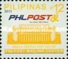 [Phlpost Mailing Center Stamps, Typ JIN3]