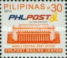 [Phlpost Mailing Center Stamps, Typ JIN4]