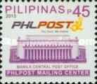 [Phlpost Mailing Center Stamps, Typ JIN7]